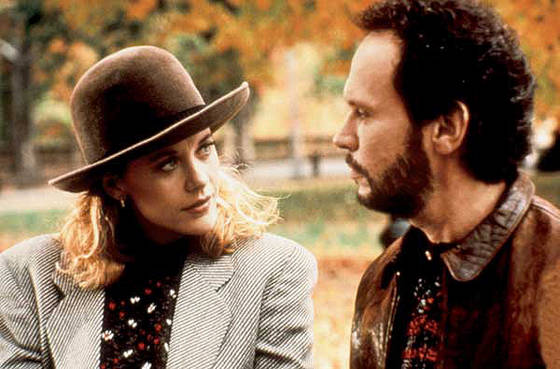 when harry met sally meg ryan monologue the seeing space. Black Bedroom Furniture Sets. Home Design Ideas